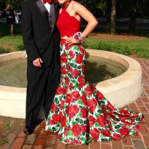 Sherri Hill Dresses - 2016 Sherri Hill Prom Dress